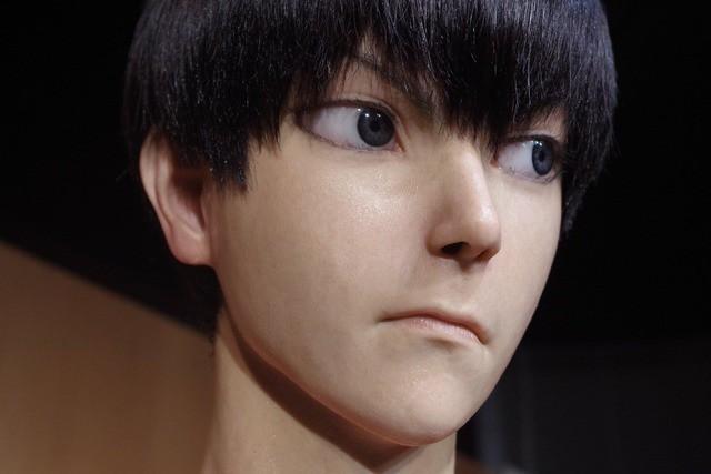 Anime Characters Realistic : Universal studio s haikyuu statues are too realistic