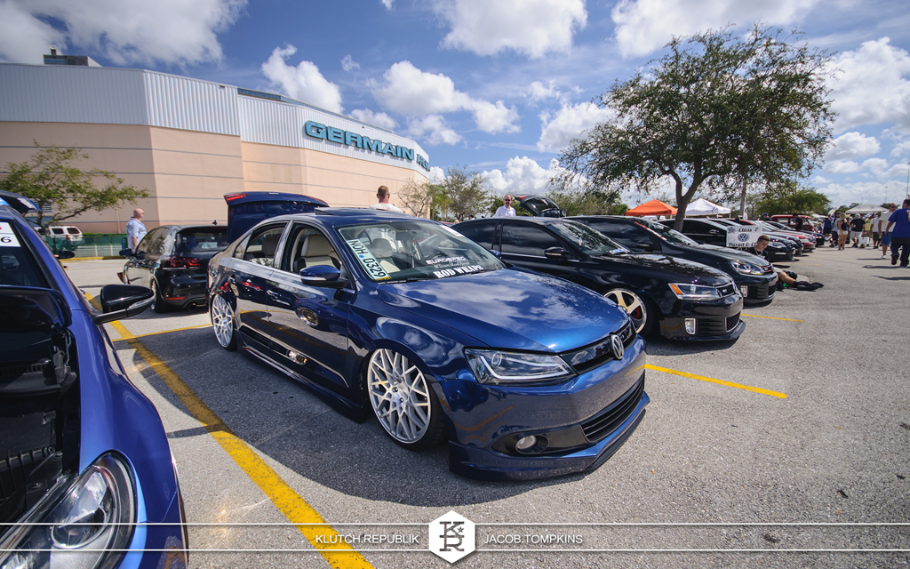 blue mk6 jetta rotiform blq wheels