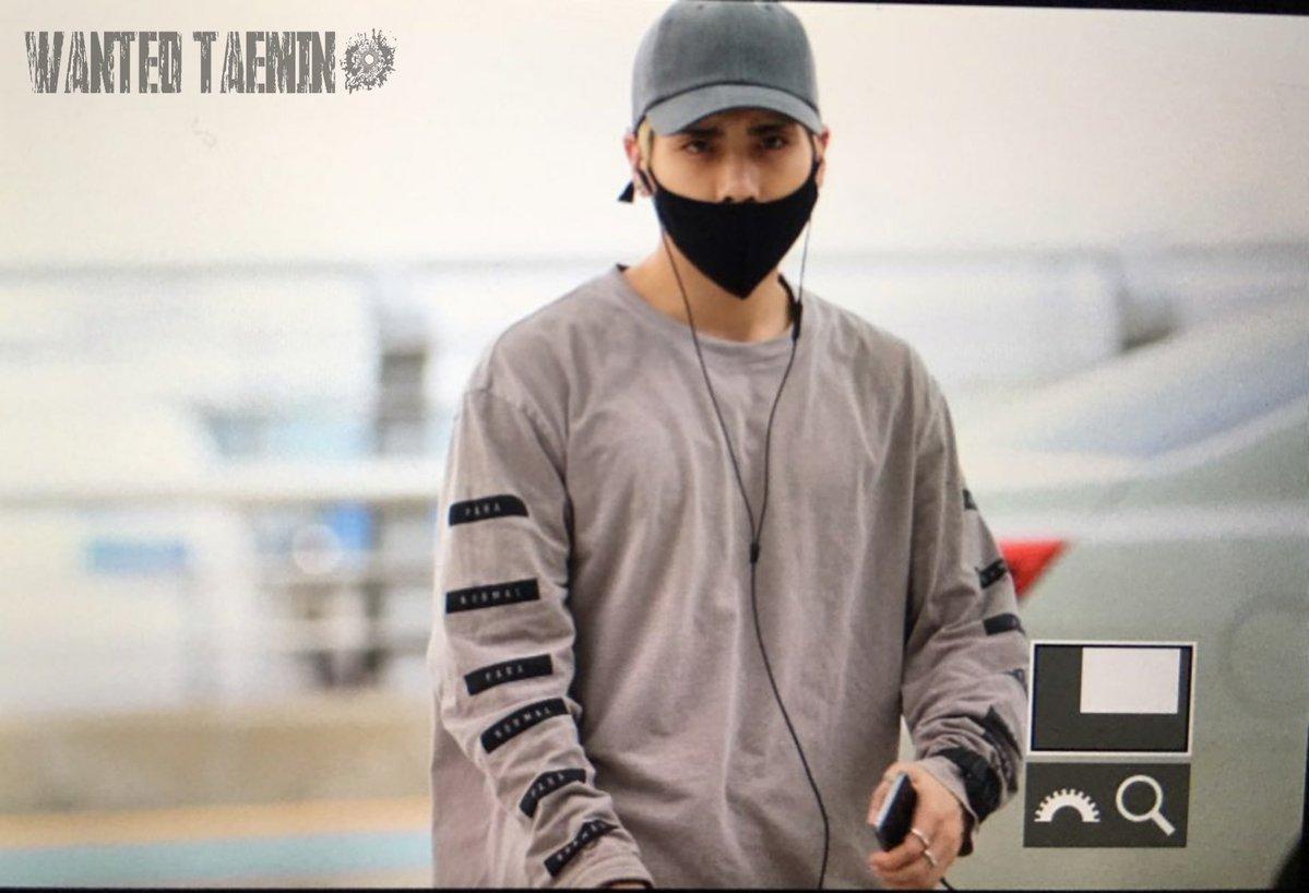 [IMG/160715] Jonghyun, Key @ Aeropuerto Incheon hacia Japón. 8PjzHAsG