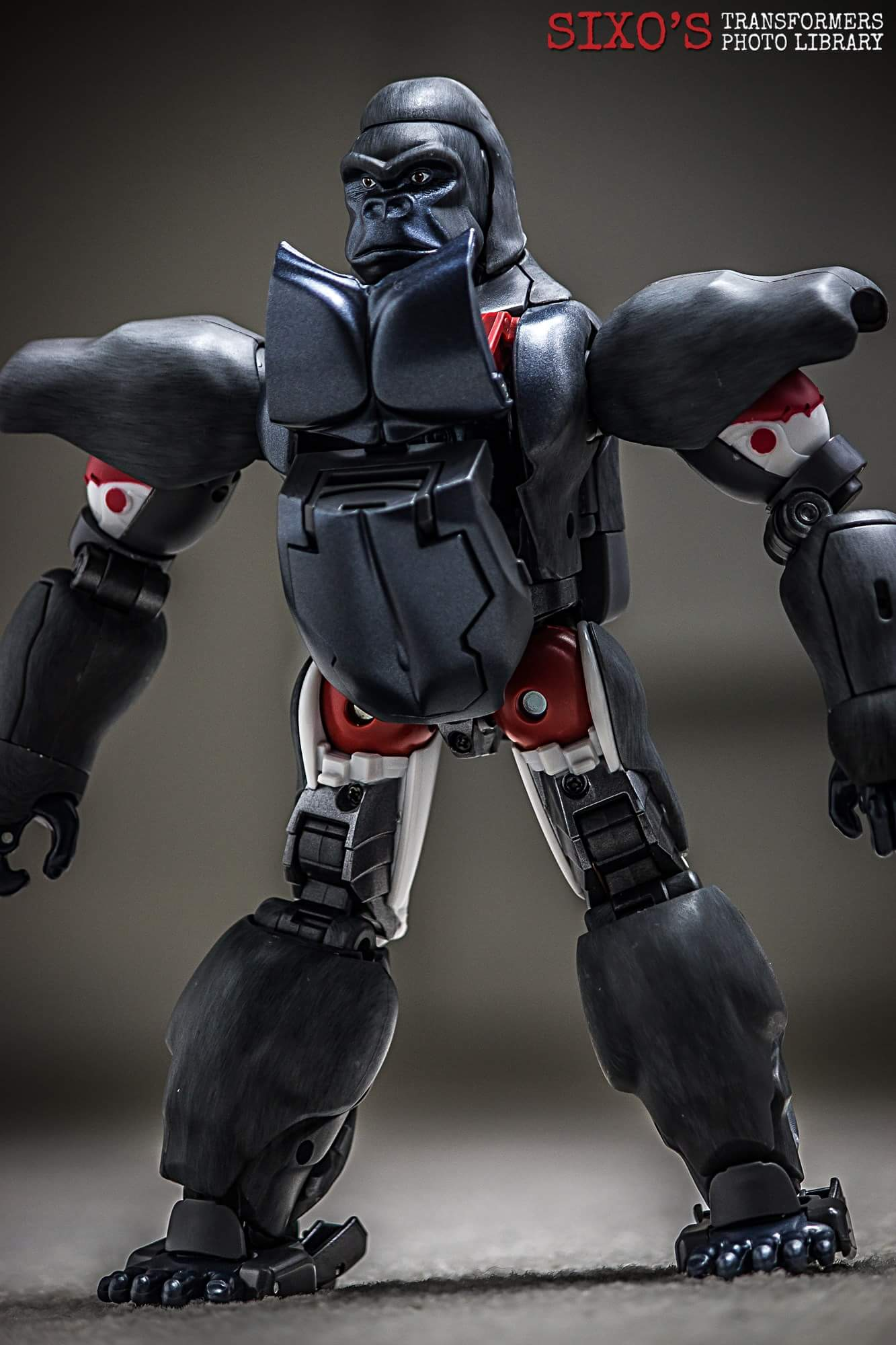 [Masterpiece] MP-32, MP-38 Optimus Primal et MP-38+ Burning Convoy (Beast Wars) - Page 3 147QgvDg