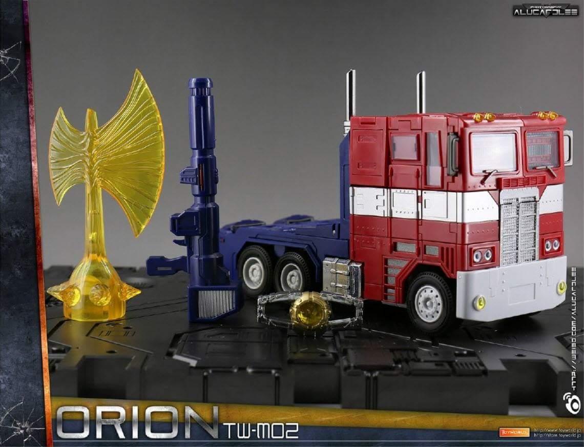 [ToyWorld][Zeta Toys] Produit Tiers - TW-M01 Primorion/Zeta-EX6O OriPrime et Zeta -EX6E EvaPrime - aka Optimus (G1 et Evangelion) Tz7kKB3P