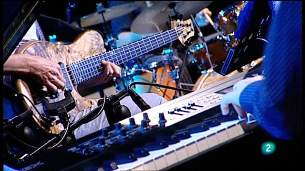 2004 Chuck Loeb & Friends + Eric Marienthal - Jazz San Javier 8
