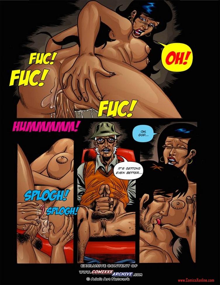 Фильмы комикс порно 30656 фотография