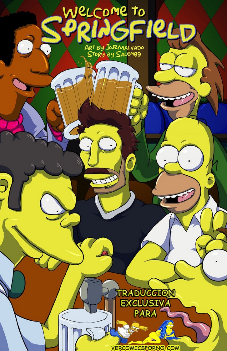 Comics Porn Simpson
