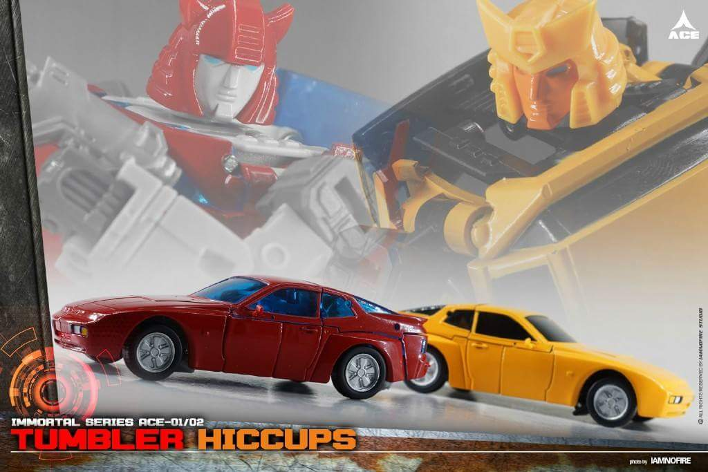 [ACE Collectables] Produit Tiers - Minibots MP - ACE-01 Tumbler (aka Cliffjumper/Matamore), ACE-02 Hiccups (aka Hubcap/Virevolto), ACE-03 Trident (aka Seaspray/Embruns) YtX2ZBdQ