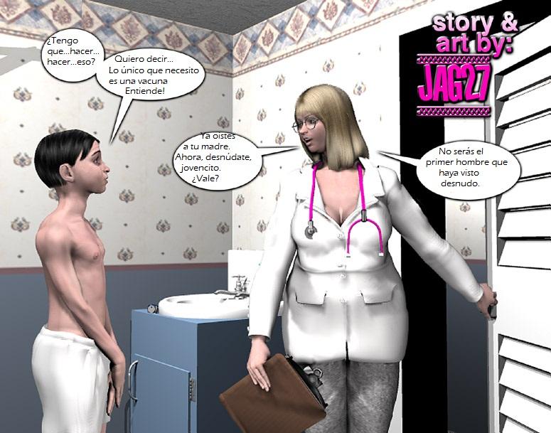 3d comic carnal clinic episode 4 4