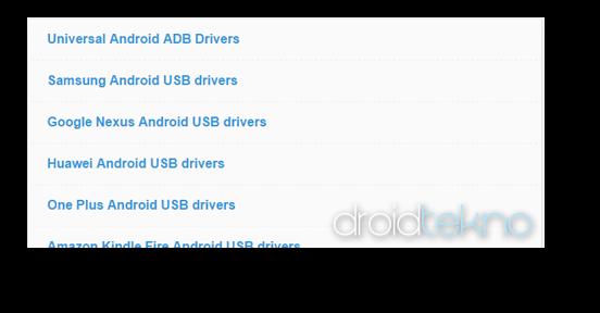 Install APK Lewat Komputer Menggunakan Apk Installer ini_driver