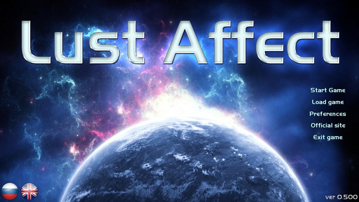 Lust Affect - Kosmos Version 0.500