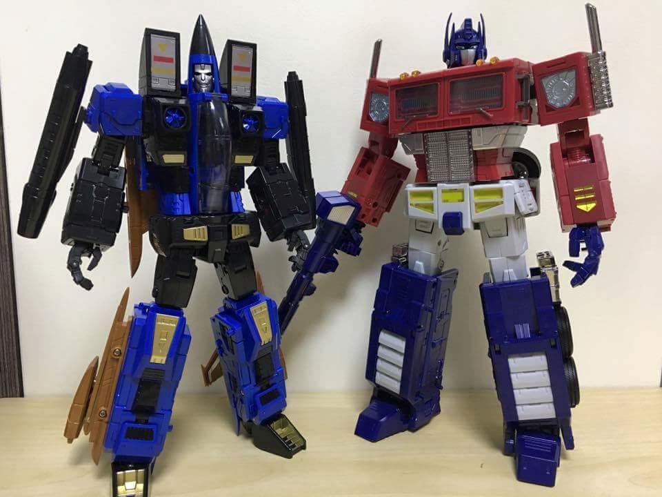 [ToyWorld][Zeta Toys] Produit Tiers - TW-M01 Primorion/Zeta-EX6O OriPrime et Zeta -EX6E EvaPrime - aka Optimus (G1 et Evangelion) LlU14Vxs