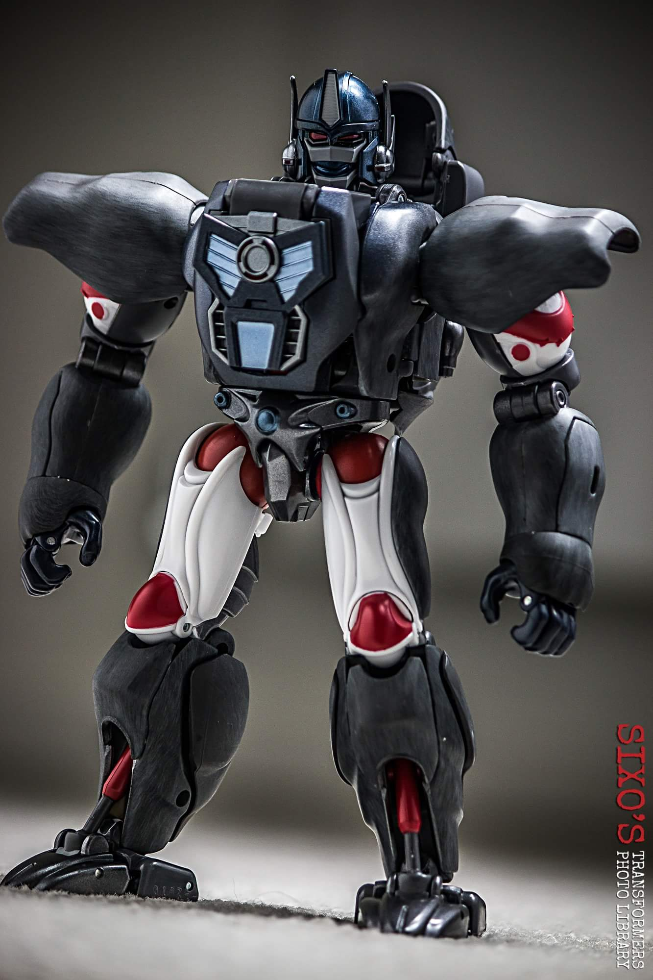 [Masterpiece] MP-32, MP-38 Optimus Primal et MP-38+ Burning Convoy (Beast Wars) - Page 3 ElzieDMR