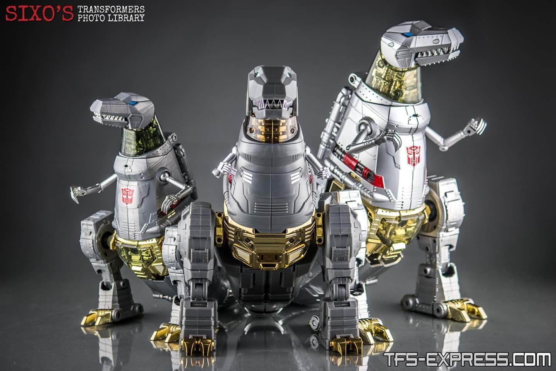 [Fanstoys] Produit Tiers - Dinobots - FT-04 Scoria, FT-05 Soar, FT-06 Sever, FT-07 Stomp, FT-08 Grinder - Page 11 XHxJzjSR
