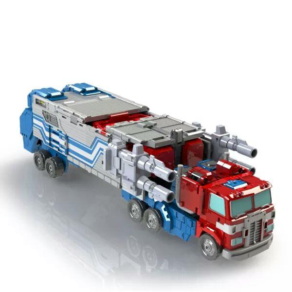 [FansHobby] Produit Tiers - MB-06 Power Baser (aka Powermaster Optimus) + MB-11 God Armour (aka Godbomber) - TF Masterforce DbtnG234