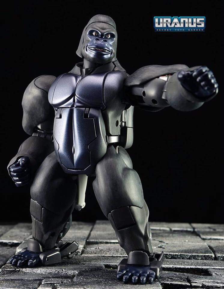 [Masterpiece] MP-32, MP-38 Optimus Primal et MP-38+ Burning Convoy (Beast Wars) - Page 3 Q4SMofI2