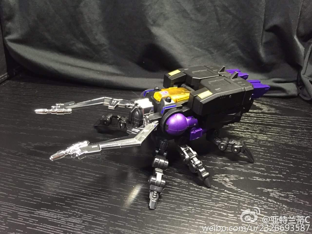 [Fanstoys] Produit Tiers - Jouet FT-12 Grenadier / FT-13 Mercenary / FT-14 Forager - aka Insecticons - Page 3 Pfc1xU35