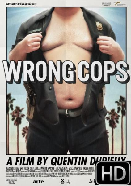 Wrong Cops (2013) UNRATED 720p WEB-DL 500MB nItRo