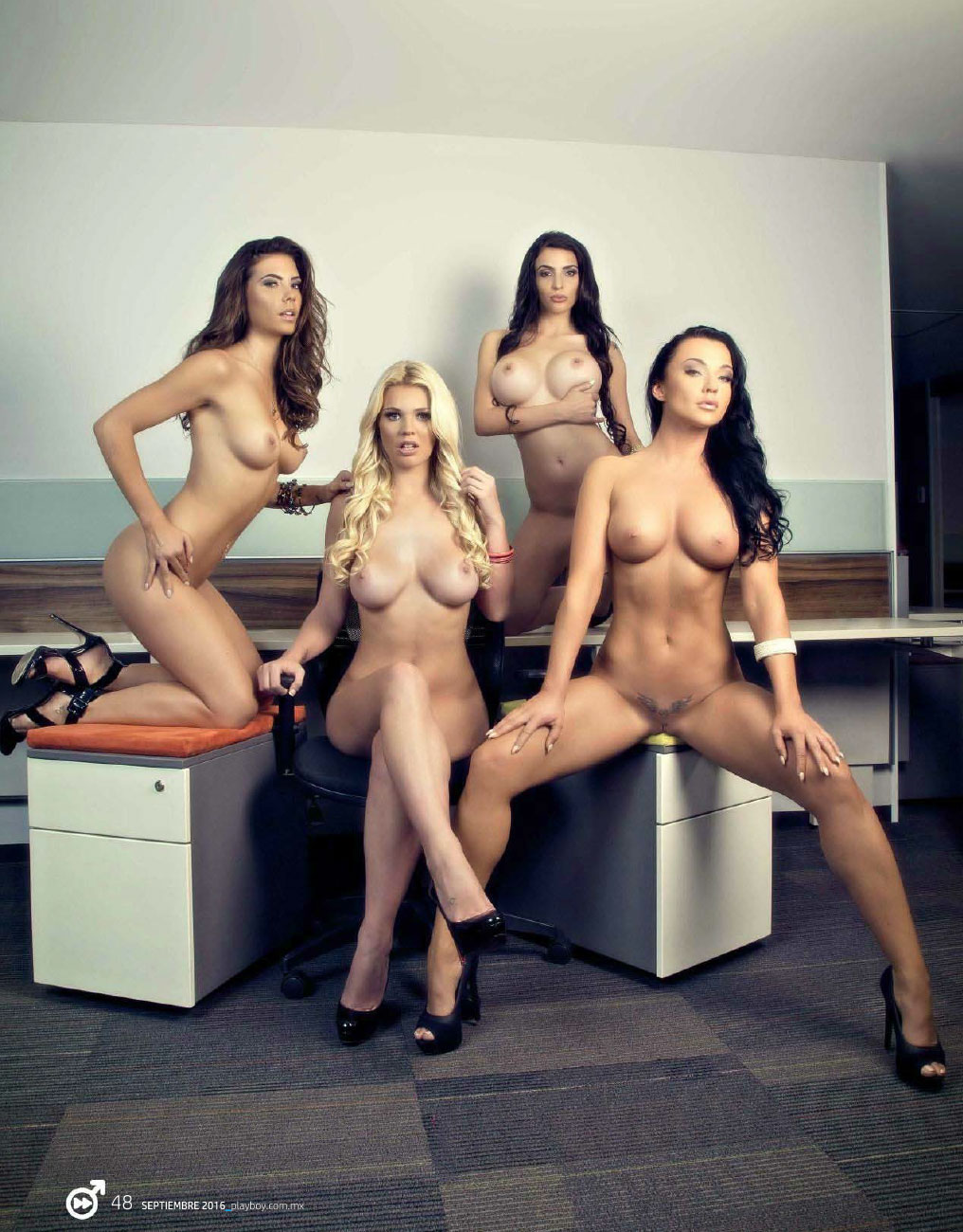 playboy nude girls