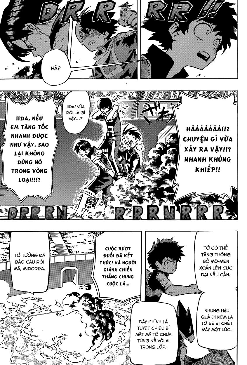 Boku no Hero Academia chap 29 | Truyện tranh online | truyen tranh hay |  đọc truyện tranh hay | truyện đẹp | truyện hot