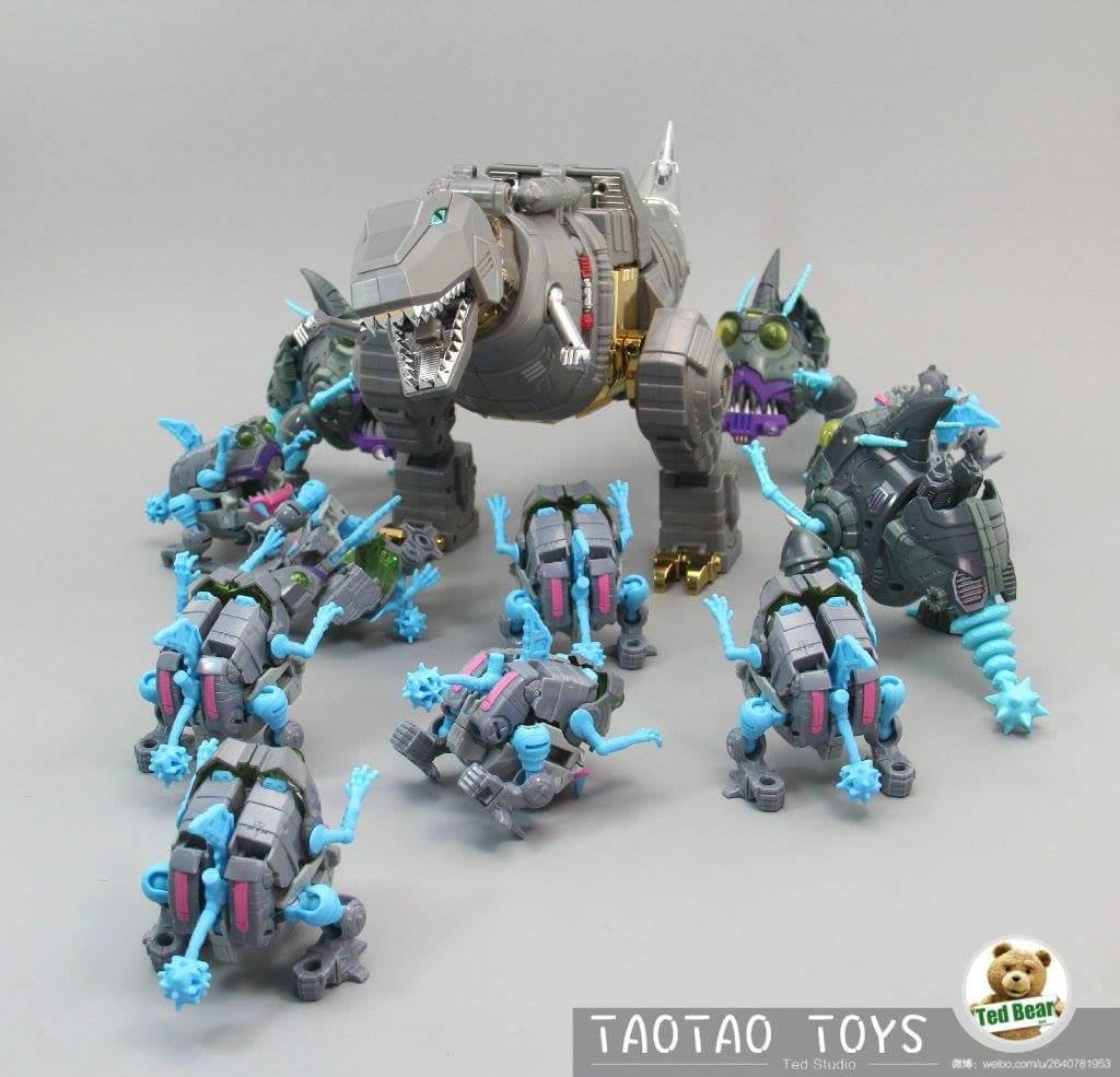 [Fanstoys] Produit Tiers - Dinobots - FT-04 Scoria, FT-05 Soar, FT-06 Sever, FT-07 Stomp, FT-08 Grinder - Page 10 OiHkDbkL