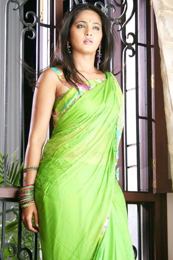 Anushka Shetty Hot in Saree#3 7 images Adgir0vW