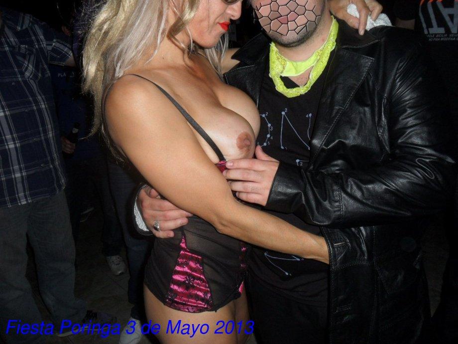 Fotos Fiesta Poringa 3 de Mayo