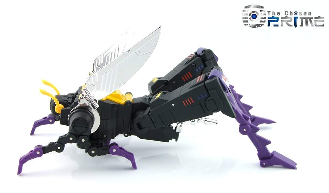 [Fanstoys] Produit Tiers - Jouet FT-12 Grenadier / FT-13 Mercenary / FT-14 Forager - aka Insecticons - Page 3 RUhqNcyg