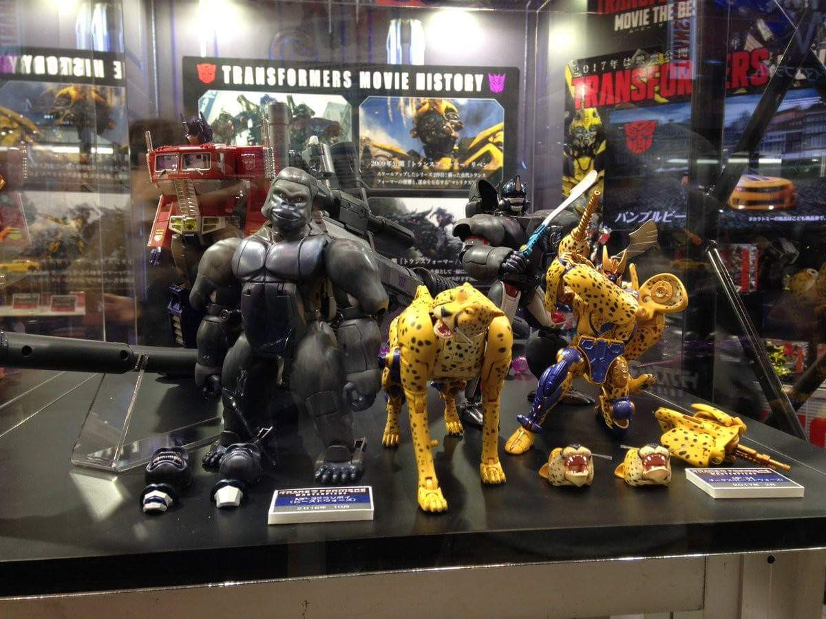[Masterpiece] MP-34 Cheetor et MP-34S Shadow Panther (Beast Wars) - Page 2 HhWUWl80
