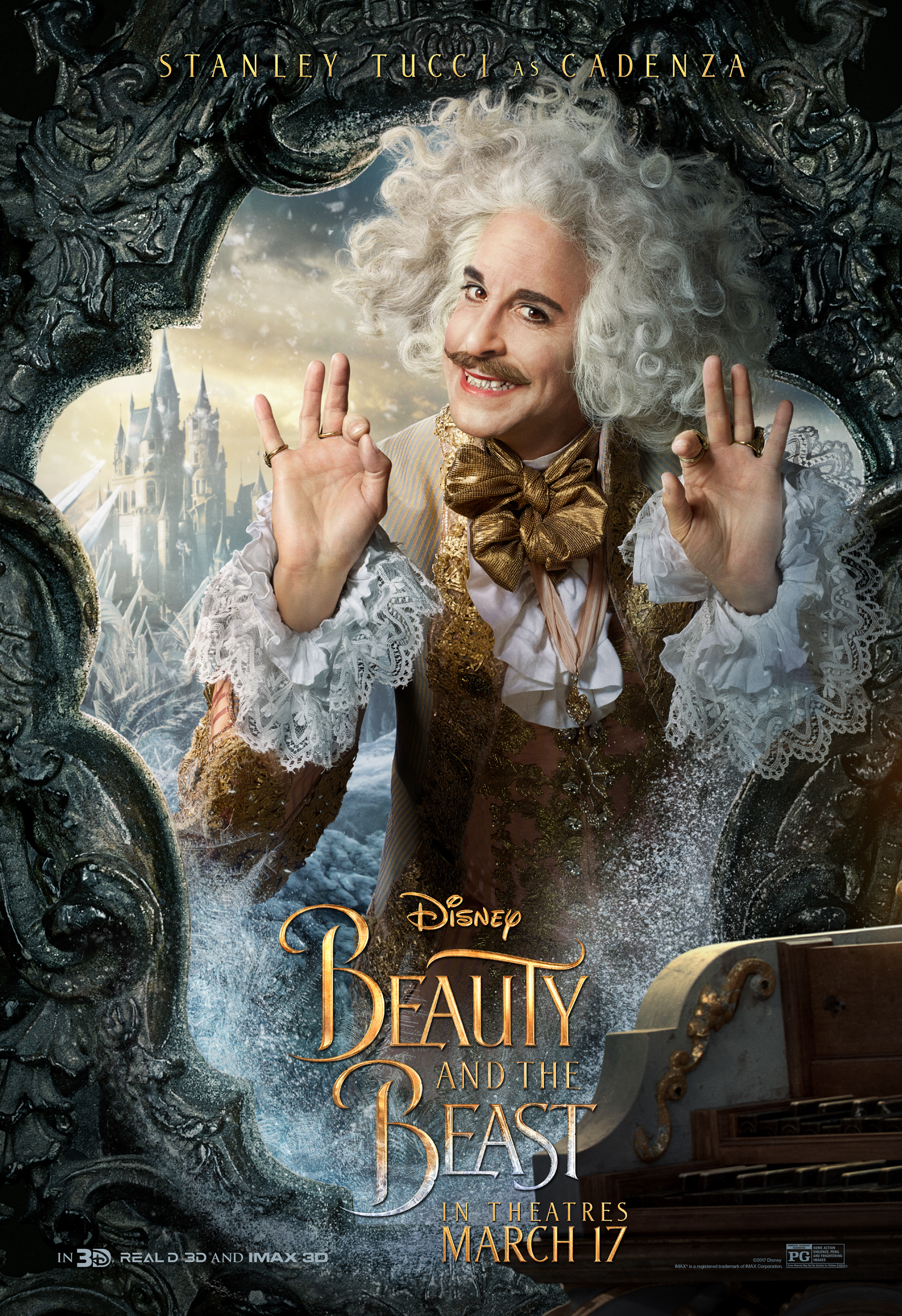 Disneys Beauty And The Beast Is A Live Action Re Telling Of Studios Animated Classic Which Refashions Characters From Tale As Old