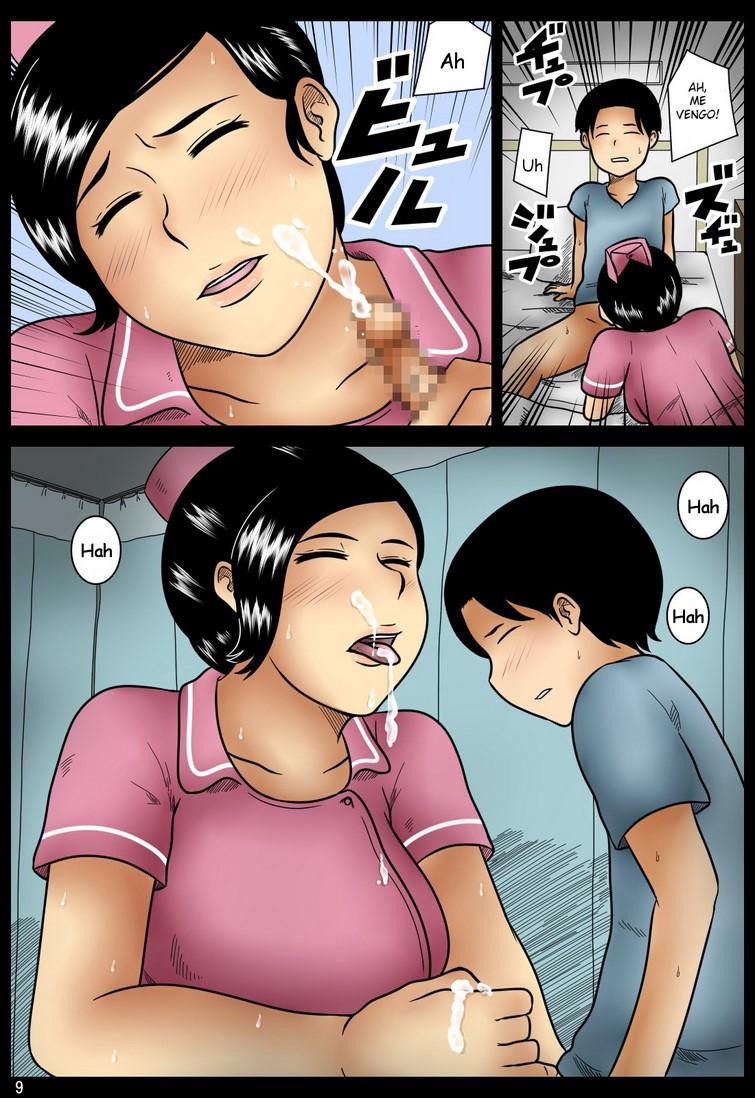 madre enfermera se folla a su hijo nursing   ver comics porno