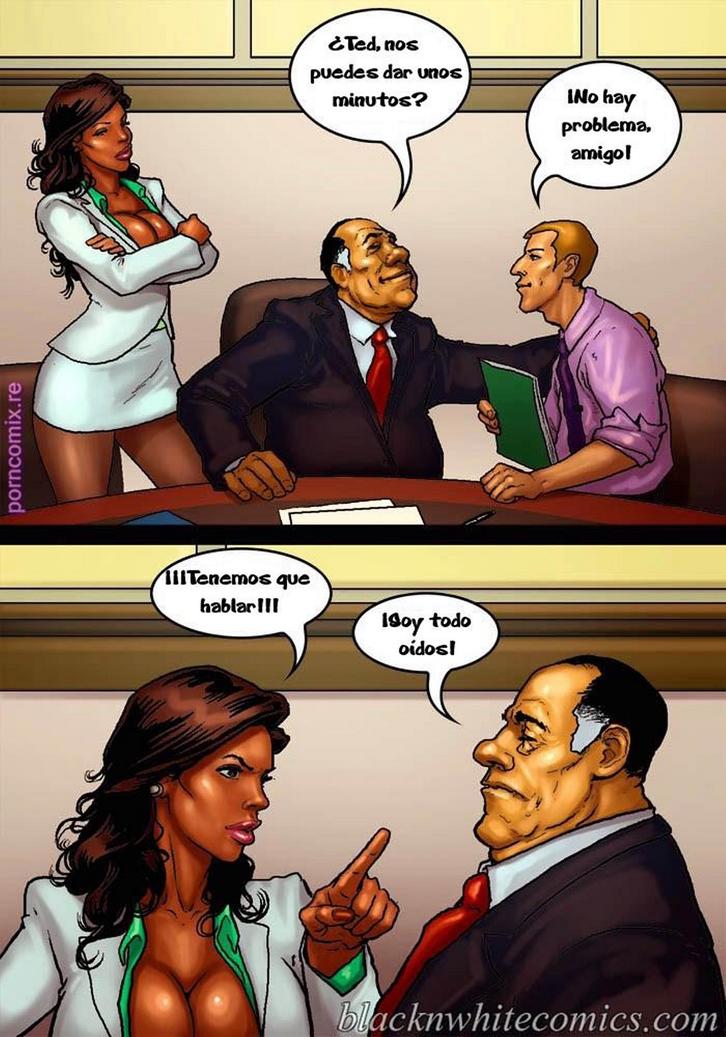 secretarias - Comics Porno Gratis