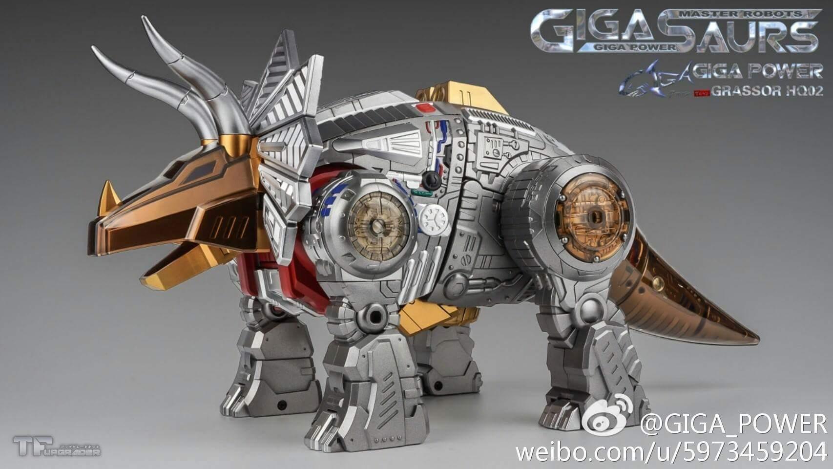 [GigaPower] Produit Tiers - Jouets HQ-01 Superator + HQ-02 Grassor + HQ-03 Guttur + HQ-04 Graviter + HQ-05 Gaudenter - aka Dinobots - Page 5 7Wdjs51g