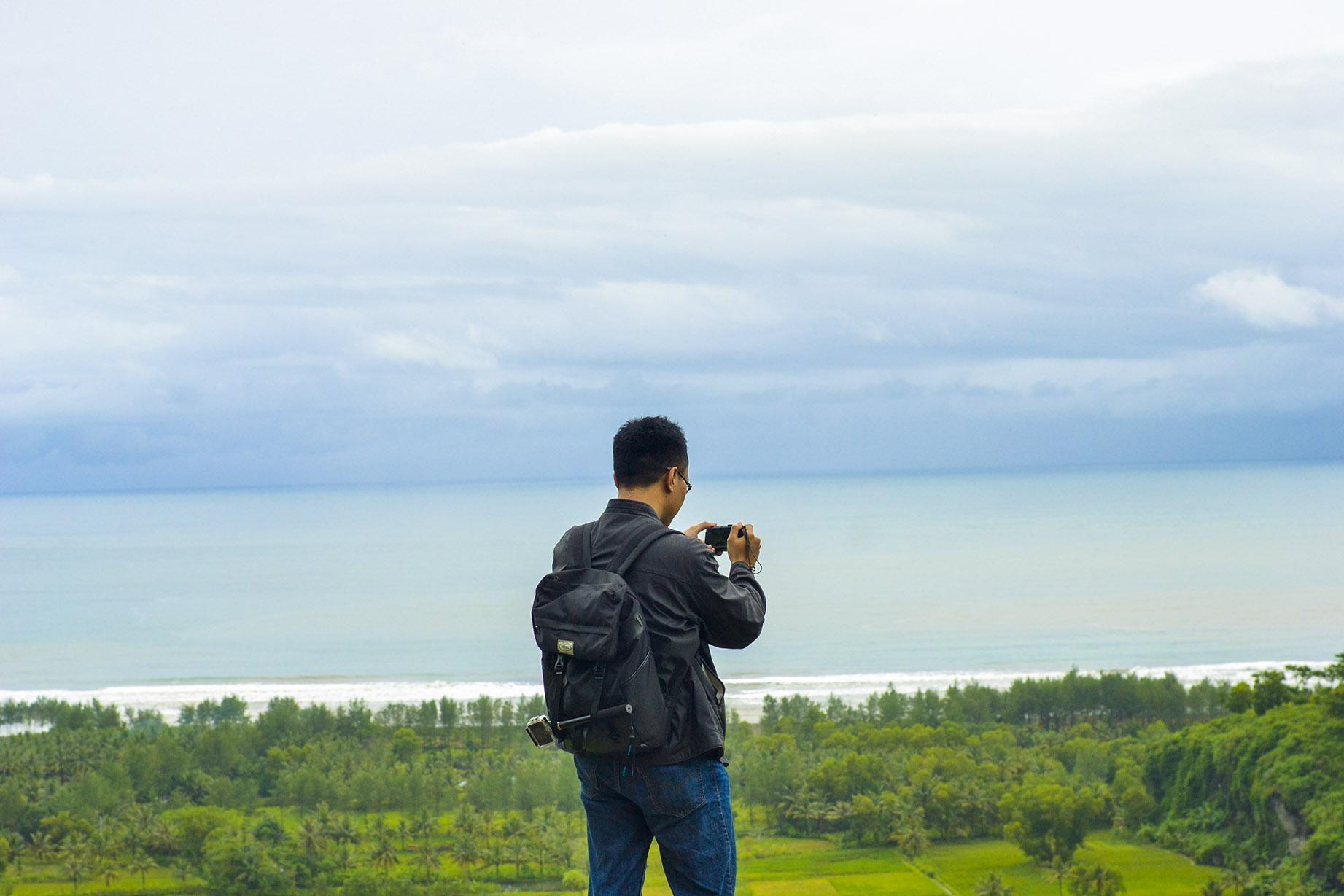 wisata gunung selok yang mulai populer di jawa tengah