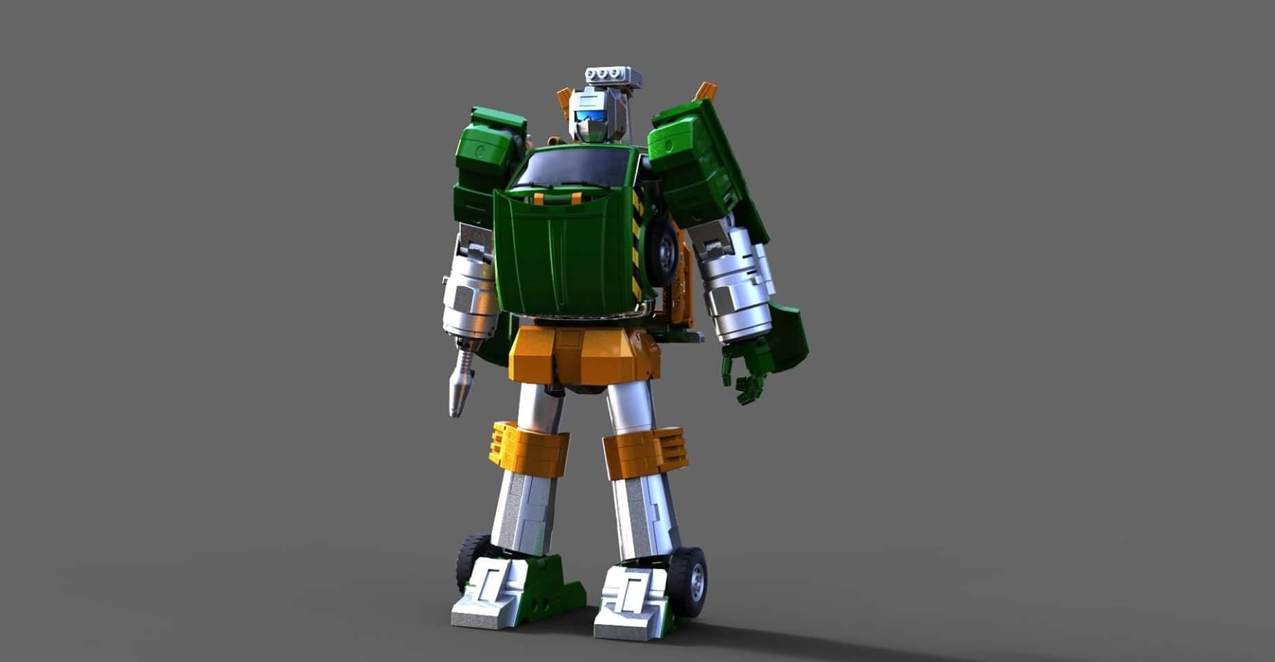[X-Transbots] Produit Tiers - Jouet MX-X Paean - aka Hoist/Treuil M35hRlJ9