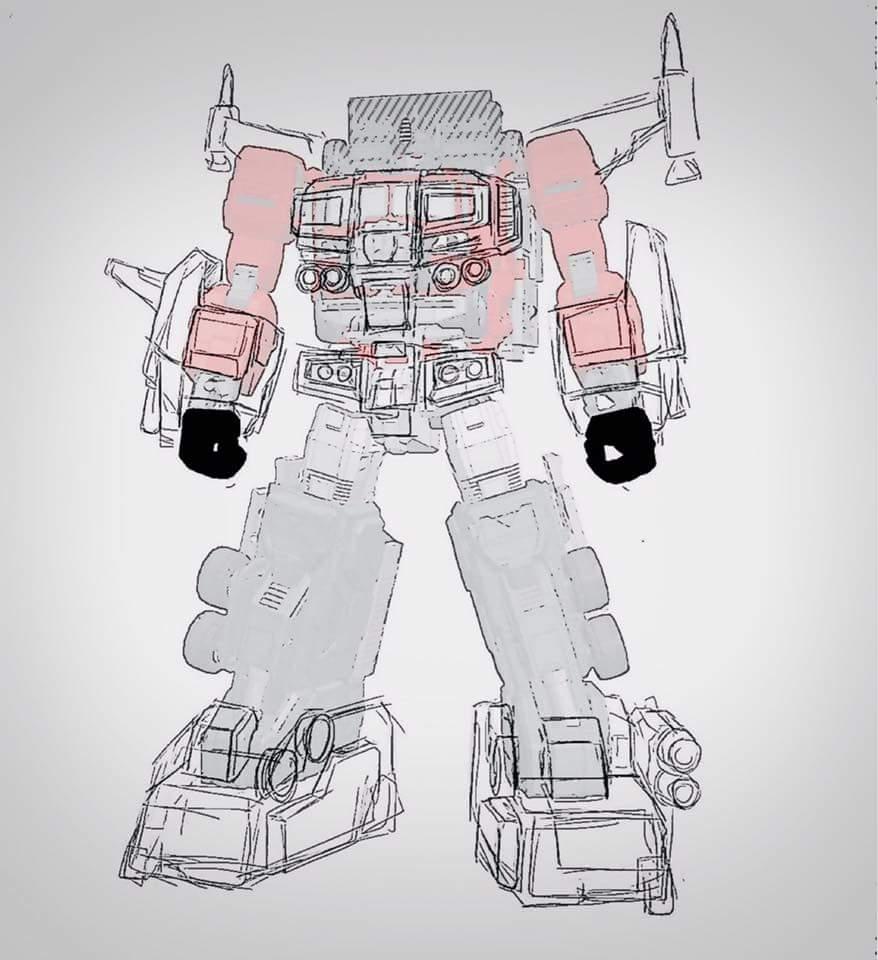[FansHobby] Produit Tiers - MB-06 Power Baser (aka Powermaster Optimus) + MB-11 God Armour (aka Godbomber) - TF Masterforce JjGEfYiK