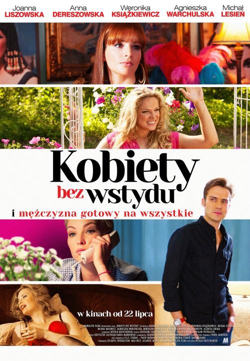 Kobiety bez wstydu (2016)  PL.DVDRip.Xvid.AC3-K12 / Film Polski