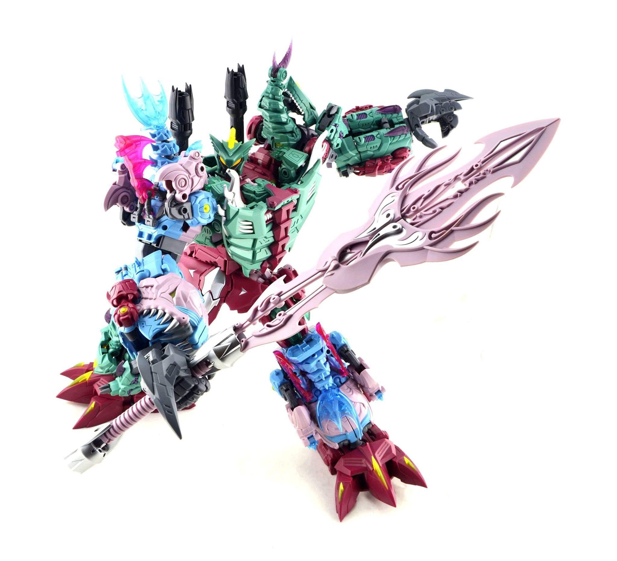 [TFC Toys] Produit Tiers - Jouet Poseidon - aka Piranacon/King Poseidon (TF Masterforce) - Page 3 VdHA1JO2