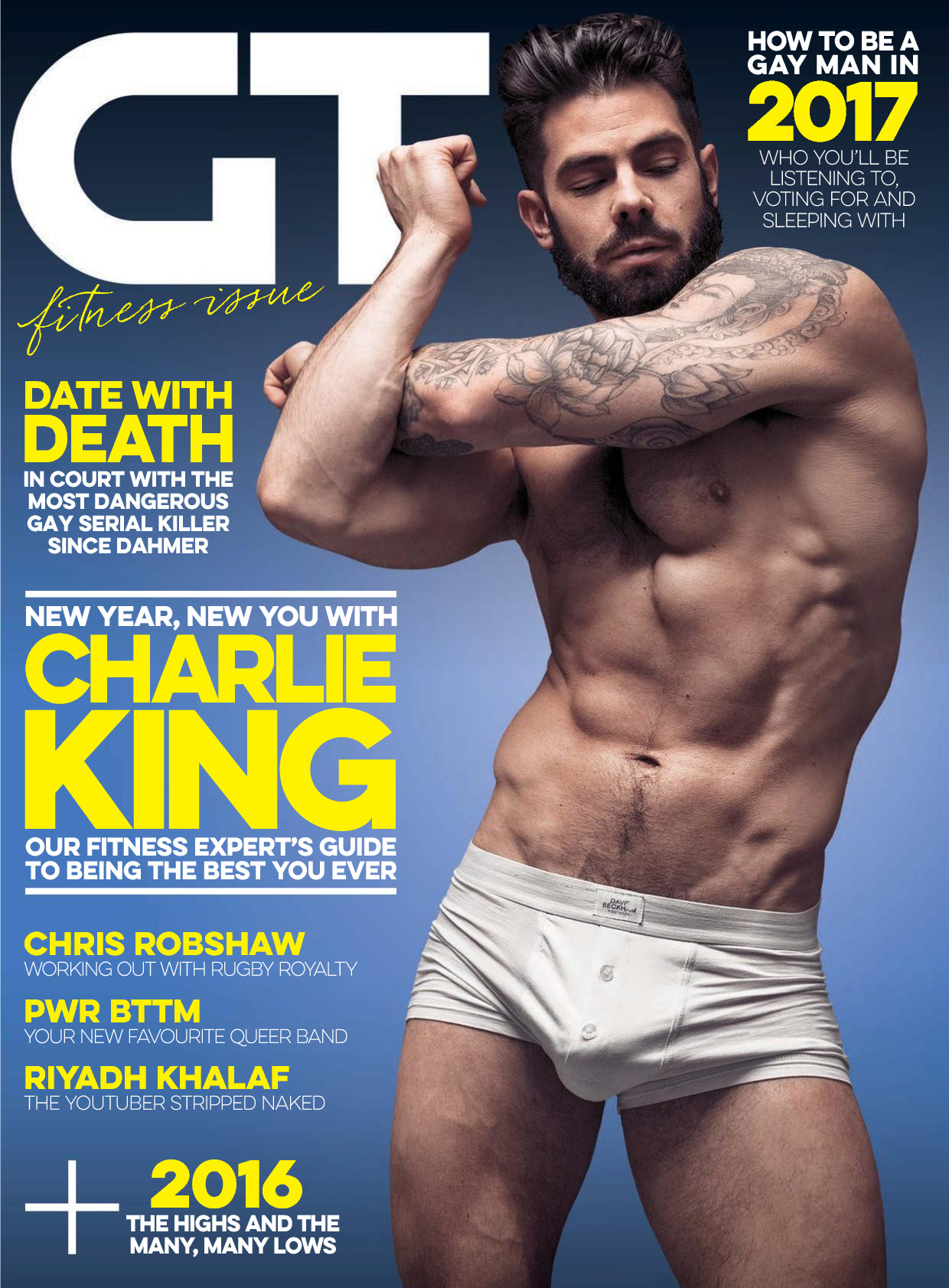 Gay Times 01-2017