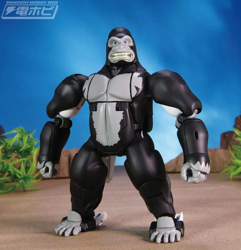 [Masterpiece] MP-32, MP-38 Optimus Primal et MP-38+ Burning Convoy (Beast Wars) - Page 4 PmuWj4Lm