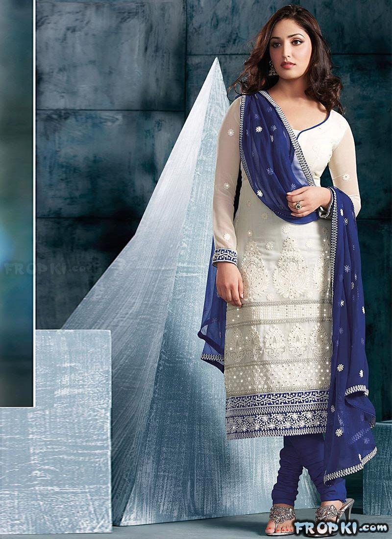 Yami Gautam Churidar Modeling Ad AcrlBzK0