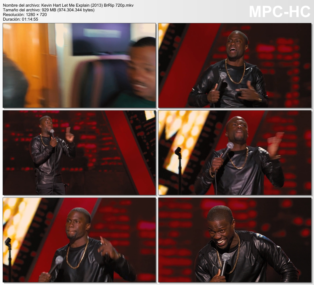 Kevin Hart Let Me Explain 2013 Brrip 720p Envose