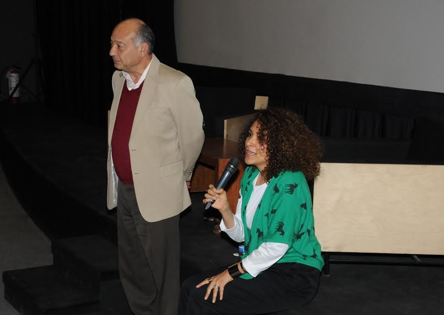 La cineasta Claudia Sainte-Luce habló de su opera prima Los ins&