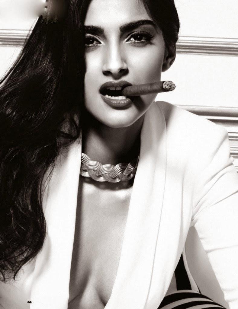 Sonam Kapoor GQ Men of the Year 2013 Magazine Stills AdrMrL7d