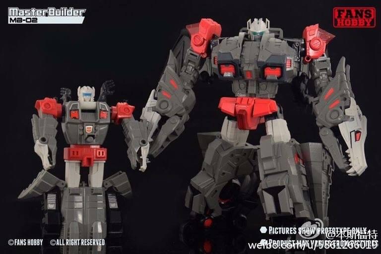 [FansHobby] Produit Tiers - Master Builder MB-02/03/05 - aka Monsterbots/Monstrebots EGjR5E5Q