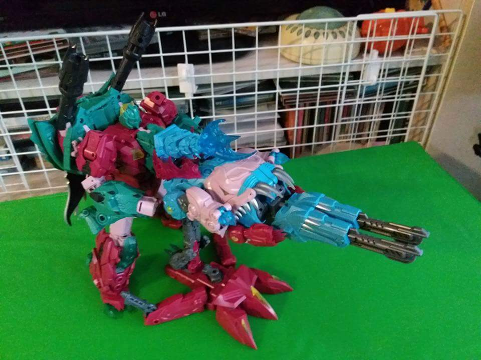 [TFC Toys] Produit Tiers - Jouet Poseidon - aka Piranacon/King Poseidon (TF Masterforce) - Page 5 4eY0o3Ps