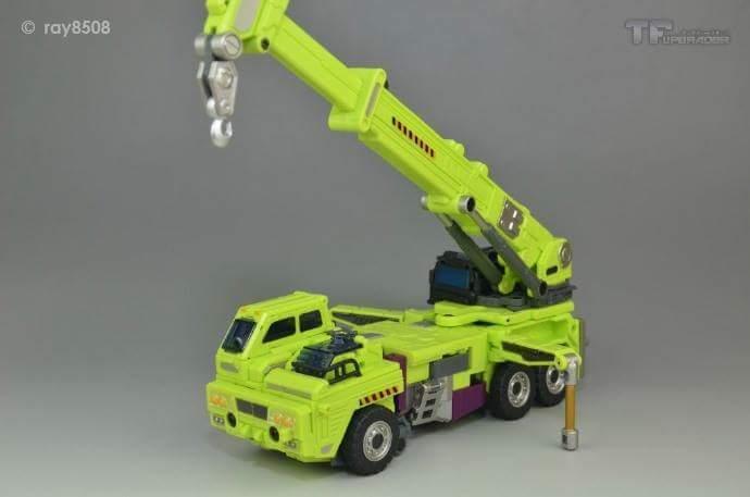 [Generation Toy] Produit Tiers - Jouet GT-01 Gravity Builder - aka Devastator/Dévastateur - Page 4 6TUkWu1G