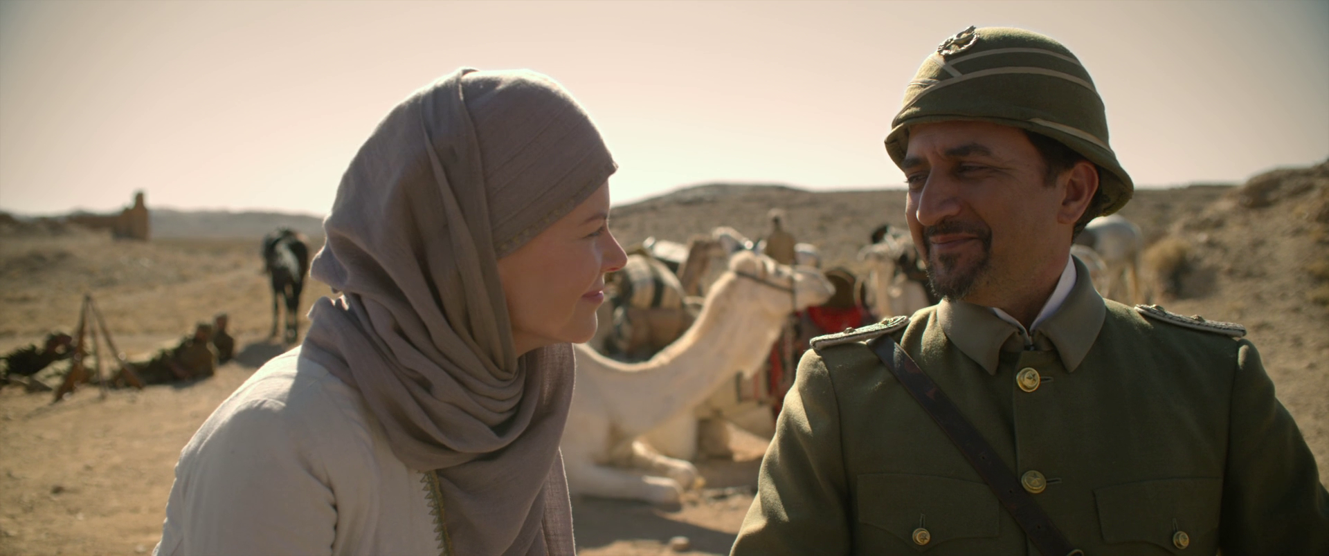 Queen of the Desert (2016) BluRay 1080p DTS-HD MA 5.1 x264-EPiC