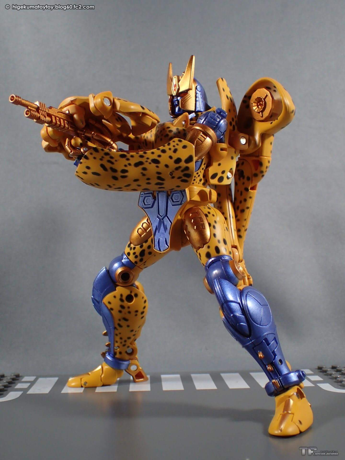[Masterpiece] MP-34 Cheetor et MP-34S Shadow Panther (Beast Wars) - Page 2 LUO4Y2EL