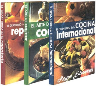 coleccion de 40 imprescindibles libros de cocina pdf doc