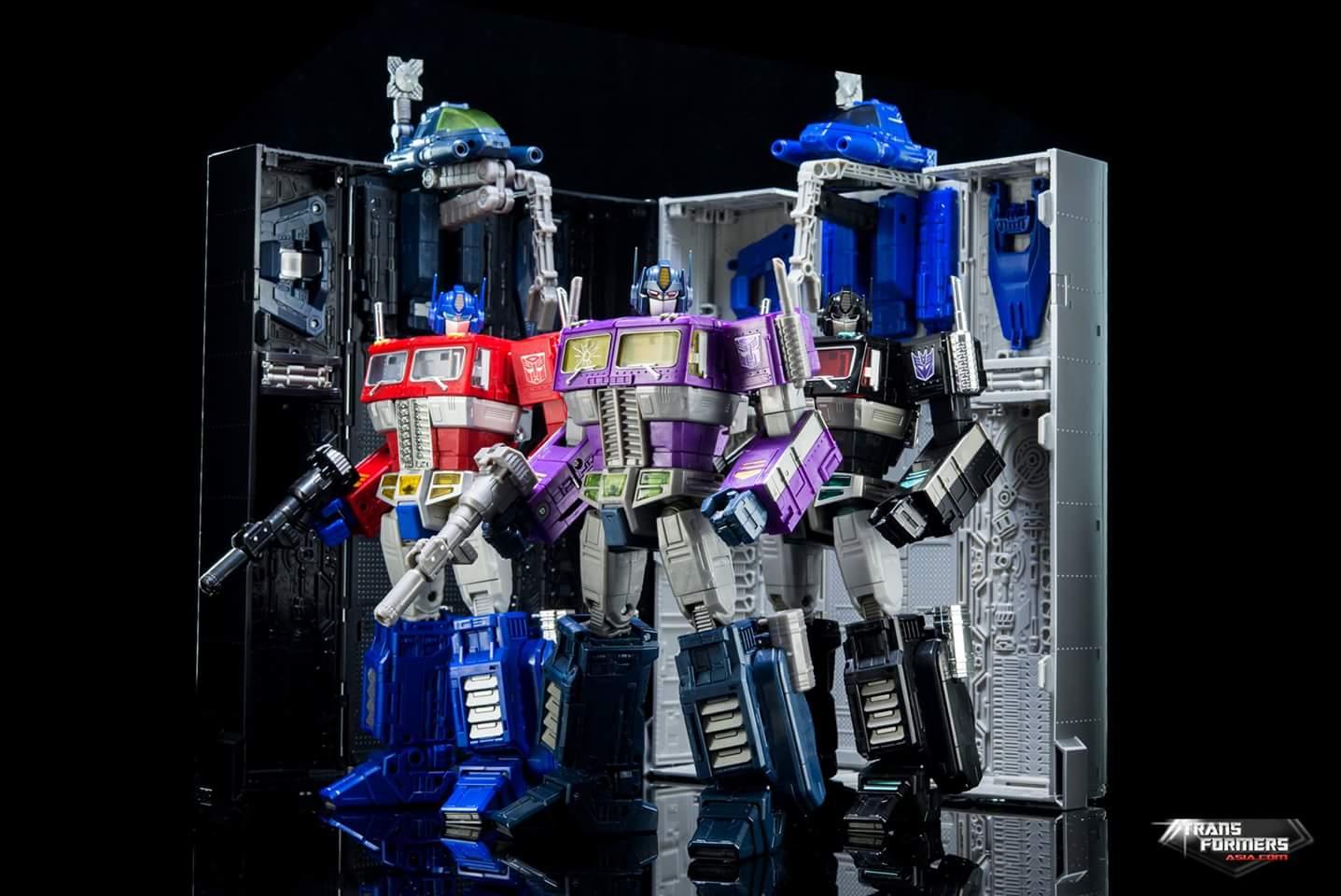 [Masterpiece] MP-10B | MP-10A | MP-10R | MP-10SG | MP-10K | MP-711 | MP-10G | MP-10 ASL ― Convoy (Optimus Prime/Optimus Primus) - Page 4 ULUrJnTB