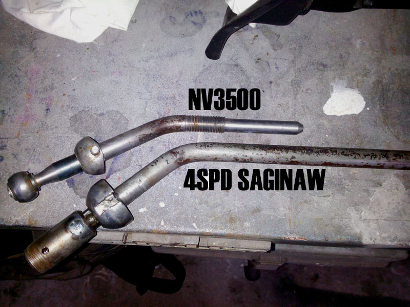 3speed to Nv 3500 swap - Page 2 - The 1947 - Present