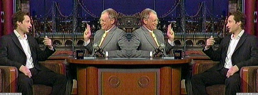 2004 David Letterman  V3Gb0tin